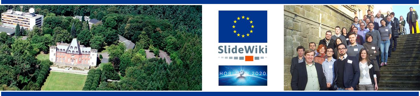 Accedes es integrante del proyecto europeo SlideWiki