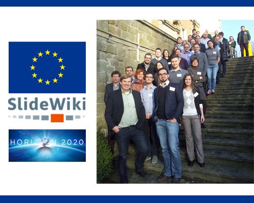 ACCEDES participa en el proyecto europeo SlideWiki