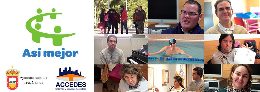 El grupo ¡Así Mejor! lanza un vídeo por el coronavirus.