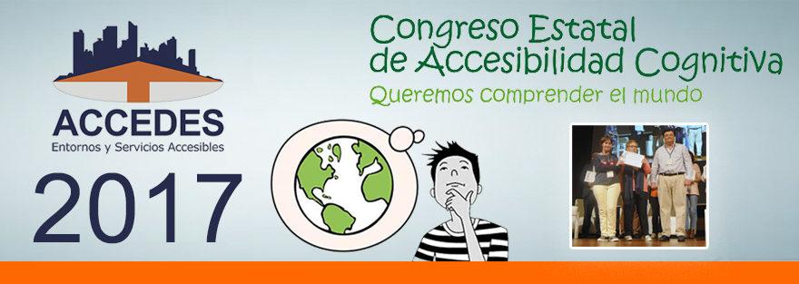 Accedes destaca en 2017 en materia de accesibilidad cognitiva