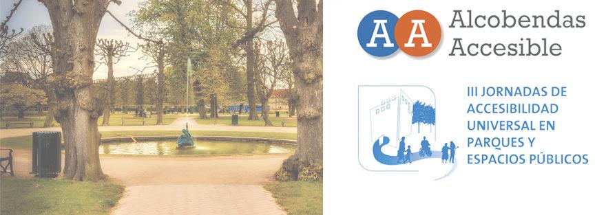 Tercera Jornada de Accesibilidad en Parques y espacios públicos