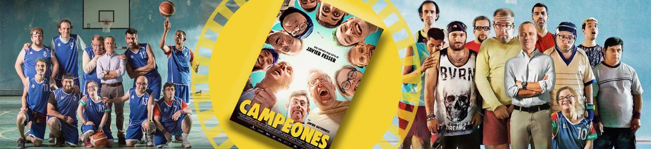 """""""Campeones"""" de Javier Fesser"""