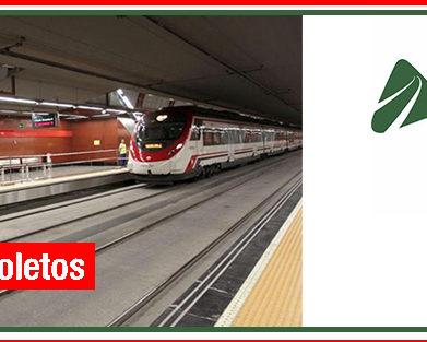 ADIF instalará ascensores en la estación de Recoletos para mejorar la accesibilidad
