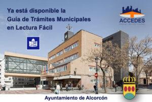 Ya está disponible la nueva Guía de Trámites municipales del Ayuntamiento de Alcorcón.