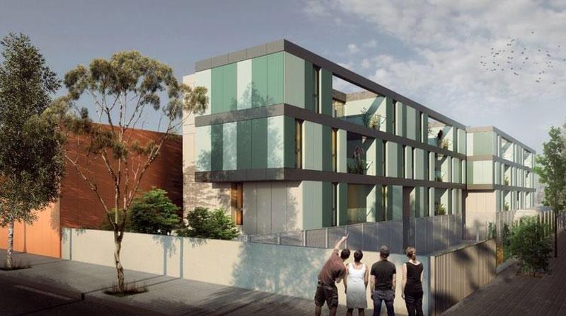Asesoría en Proyecto y dirección en el Hogar Residencia Arco Iris en Martorell