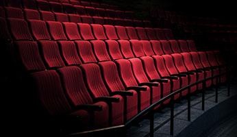 sillas de un teatro