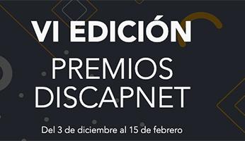Imagen premios Discapnet