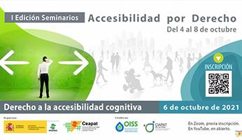 Seminario Derecho a la accesibilidad cognitiva
